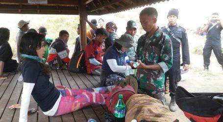 Tim Gabungan Berhasil Evakuasi Wisatawan Terjebak di Gunung Rinjani