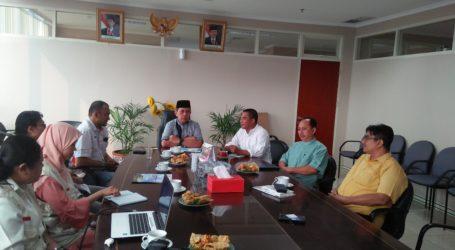 MER-C dan BAZIS DKI Bahas Pembangunan RS Indonesia Gaza Tahap Dua