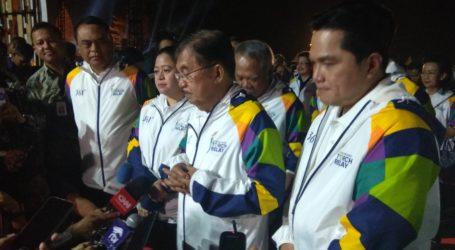 Kirab Api Obor Asian Games Dimulai di Yogyakarta