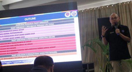 Kemenhub Siapkan Tiga Paket Kebijakan Sukseskan Asian Games
