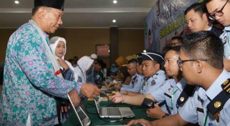 Jamaah Haji Gelombang Pertama Mulai Diberangkatkan