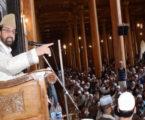Mirwaiz: New Delhi Gagal Intimidasi Kepemimpinan Kashmir