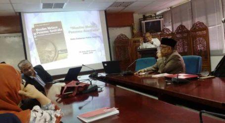 """Buku """"Muslim Melayu Penemu Australia"""" Dibedah di Malaysia"""
