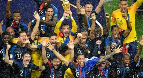 Antara Juara Piala Dunia 2018 dan Mimpi Migran