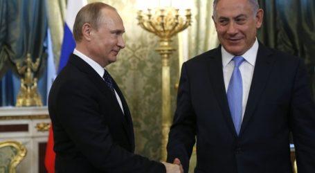 Netanyahu Harapkan Kerjasama Putin