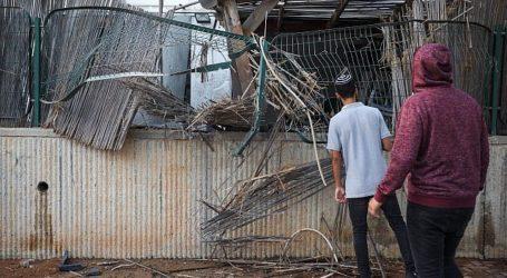 Roket Gaza Hantam Sinagog, Tiga Warga Israel Luka