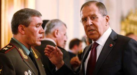 Menteri Luar Negeri dan Panglima Militer Rusia Mendadak ke Israel