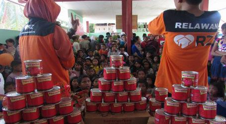 Superqurban Dikirim untuk Warga Kekurangan Pangan di Maluku Tengah