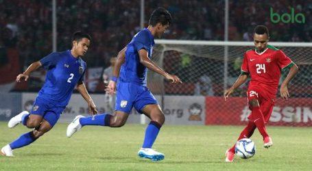 Timnas U-19 Thailand Kalahkan Garuda Muda 2-1