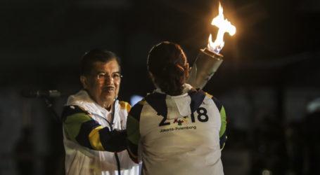 Kirab Obor Asian Games 2018 Tempuh Jarak 18.000 KM