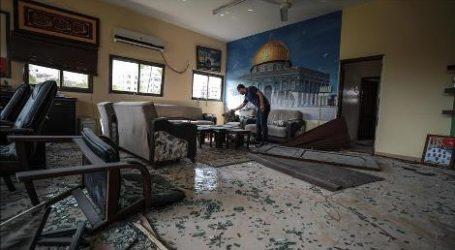 Sembilan Warga Palestina Terluka di Tepi Barat