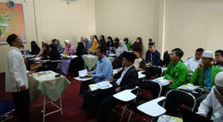 Shuffah Qur'an Abdullah bin Mas'ud Adakan Pelatihan Kitab Gundul