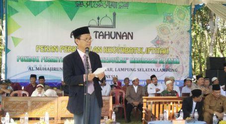 Abdullah Mutholib : Tidak Seimbangnya Ilmu dan Iman Sebabkan Kerusakan di Bumi