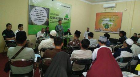 MINA Lampung Adakan Pelatihan dan Rekrutmen Jurnalis Muda
