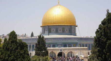 Sebanyak 77 Ekstrimis Yahudi Menyerbu Masjid Al-Aqsha