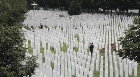 Para Pemimpin Dunia Peringati 26 Tahun Genosida Srebrenica