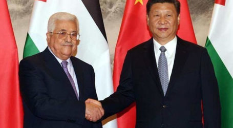 China Akan Bantu 15 Juta Dolar AS untuk Dukung Palestina