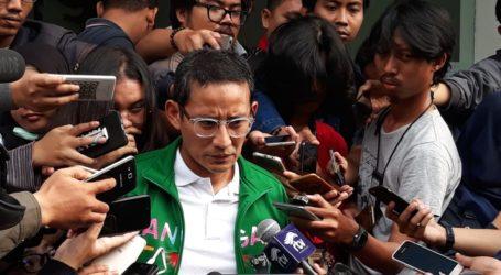 Sandi: Jakarta Siap 100 Persen untuk Asian Games