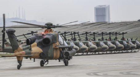 Turki Sepakat Jual 30 Helikopter Serbu T-129 ke Pakistan