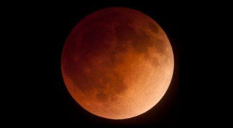 Gerhana Bulan Total Diprediksi Terjadi 28 Juli