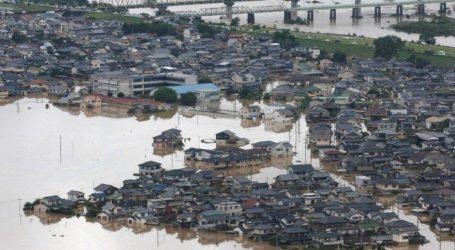 Personel Penyelamat Periksa Tiap Rumah, Banjir Jepang Tewaskan 156 Orang