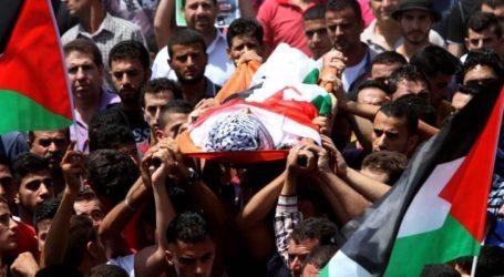 Remaja Palestina Tewas Akibat Tembakan Tentara Israel