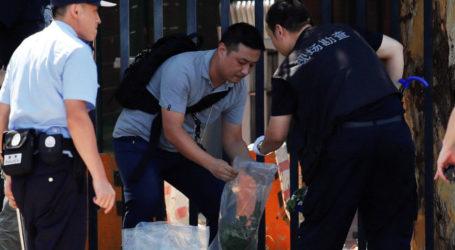 Kedutaan Besar AS di Cina Dibom