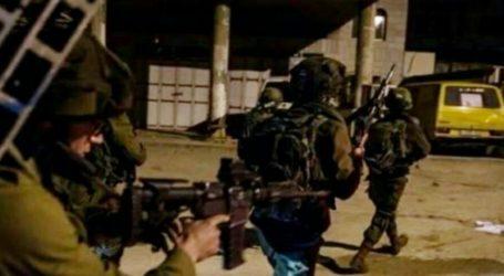 Tentara Israel Lakukan Penggerebekan di Tepi Barat