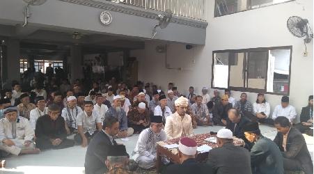 Nasehat Pernikahan Indonesia-Palestina (Oleh: Imaam Yakhsyallah Mansur)