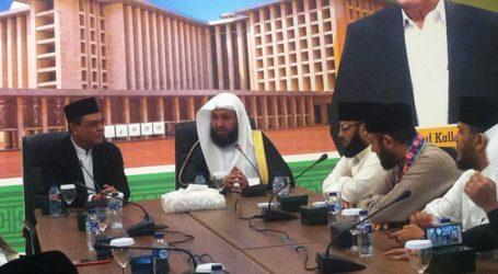 Kunjungi DMI, Imam Masjidil Haram: Indonesia Negara Kedua