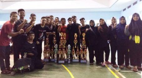 Tapak Suci Al-Fatah Lampung Raih Juara Umum IYOS 2018