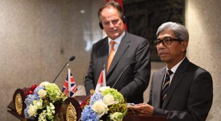 Indonesia-Inggris Sepakat Kerja Sama Keamanan Siber
