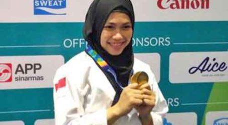 Defia Rosmaniar, Atlet Taekwondo Sumbang Emas Pertama untuk Indonesia
