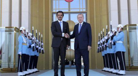 Qatar Menentang Trump, Talangi Turki dengan Janji Investasi US$15 miliar