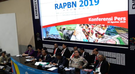 RAPBN 2019 Ditargetkan Rp 2.439 Triliun