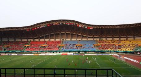Babak Pertama, Palestina Unggul Atas Hong Kong 1-0