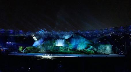 Keragaman Indonesia di Panggung Utama Pembukaan Asian Games