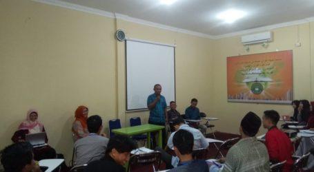 Ukhuwah Al-Fatah Rescue GelarPelatihan Trauma Healing Untuk Lombok