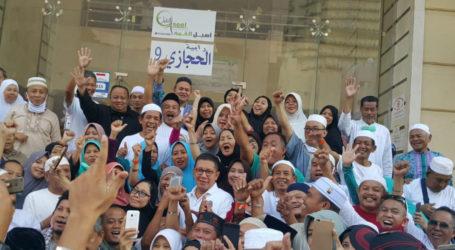 Jamaah Haji Di Mekah Peringati HUT RI 73