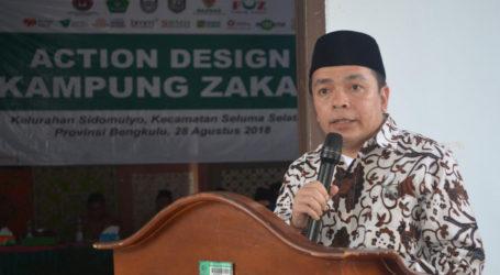 Kemenag Luncurkan Program Kampung Zakat