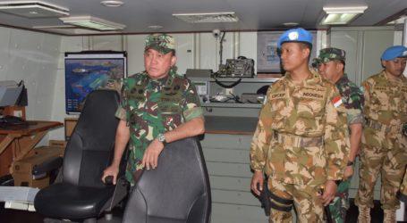 Satgas MTF TNI XXVIII-K Siap Diberangkatkan ke Lebanon