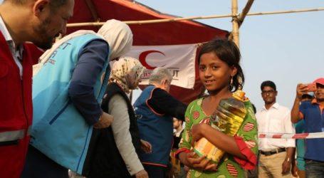 Turki Tetap di Garis Depan Bantu Rohingya