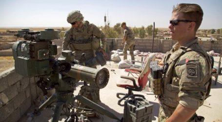 Pasukan AS Akan Tetap Berada di Irak Selama Diperlukan