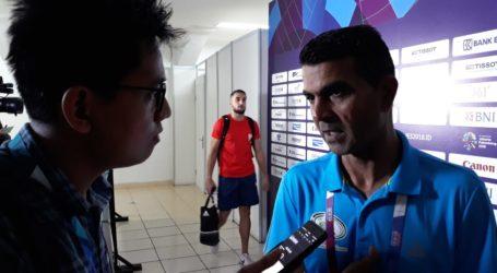 Wawancara Dengan Pelatih Sepakbola Palestina