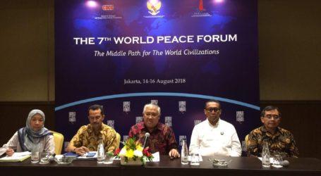 Para Tokoh dari 40 Negara, Termasuk Palestina Akan Hadiri WPF ke-7 Jakarta
