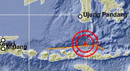 Gempa Berskala 6,7 SR Guncang NTT