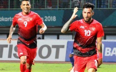 Indonesia vs UEA: Menanti Duet Beto-Lilipaly
