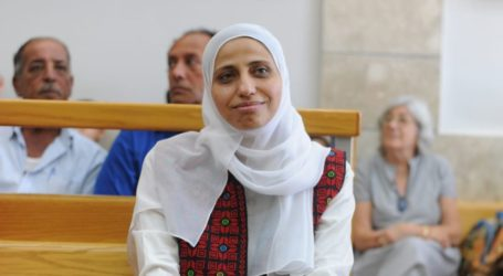Pengadilan Israel Hukum Wanita Penyair Palestina Berkewarganegaraan Israel