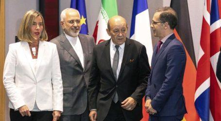 Eropa Janji Pertahankan Kesepakatan dengan Iran Saat AS Beri Sanksi