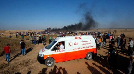 Demo Jumat Terus Berlangsung, Dua Demonstran Palestina Gugur
